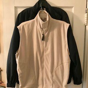 Callaway 2-in-1 Full ZIP Golf Jacket